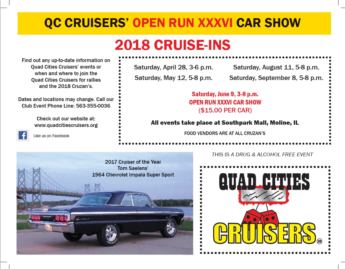 Cars For Sale Quad Cities >> Quad Cities Cruisers